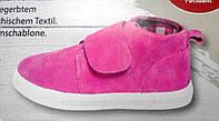 Детские замшевые ботинки кеды слипоны Impidimpi , фото 1