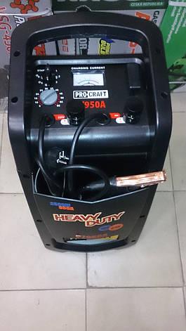 Пуско-зарядное устройство ProCraft PZ950A, фото 2
