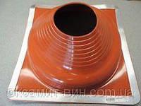 Кровельный проход 150-300мм Dektite Premium (Master Flash) для металлических и битумных крыш Красный силикон