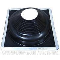 Кровельный проход 170-355мм Dektite Premium (Master Flash) для металлических и битумных крыш Черный ЭПДМ