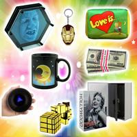 1000 необычных подарков
