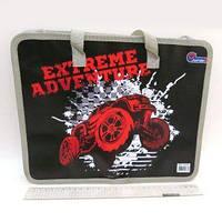 """Папка-портфель детская с ручками """"Extreme adventure"""""""