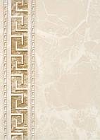 Декор коллекции Рондо 1 333х250х7 мм Нота Керамика
