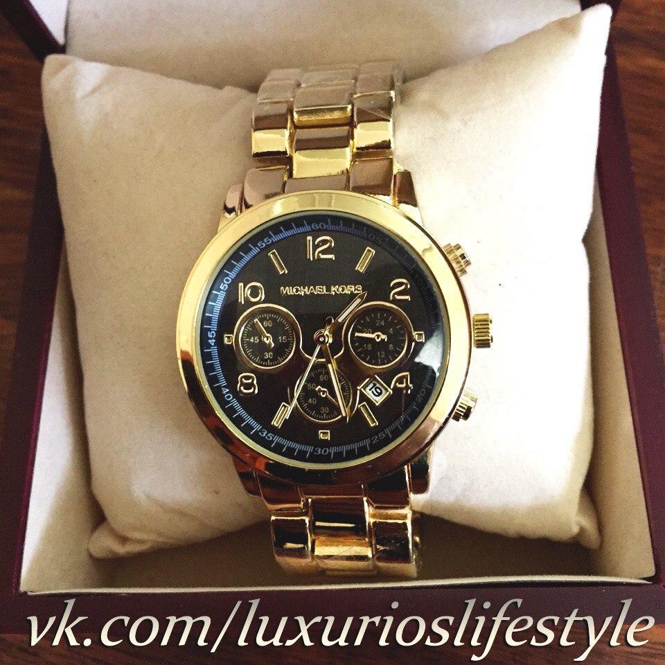 Женские часы Michael Kors Gold
