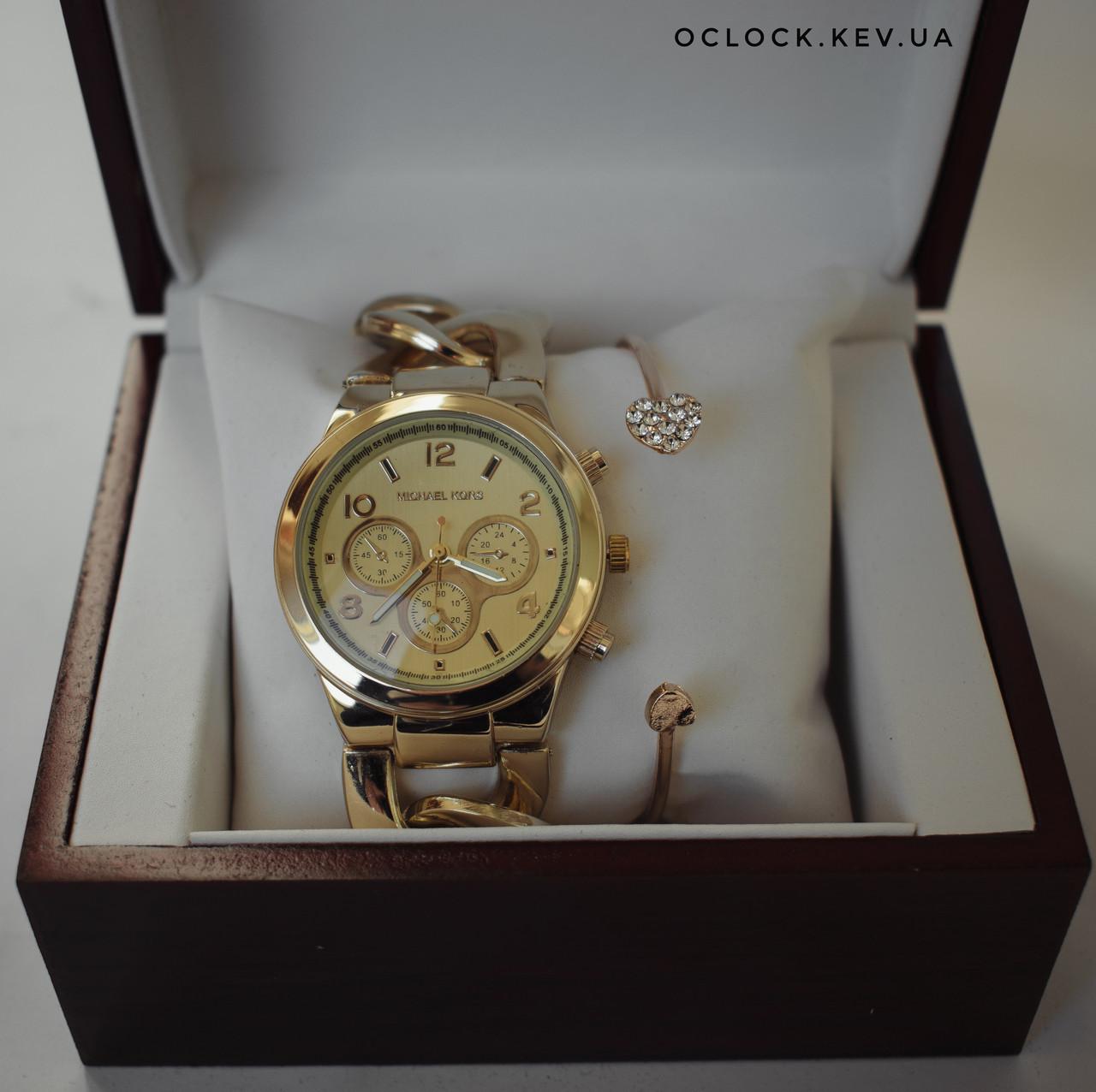 Купить набор часов с браслетами часы карен миллен купить