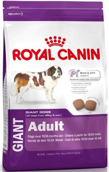 Корм Royal Canin (Роял Канін) GIANT ADULT для собак гігантських порід віком 18-24 місяців