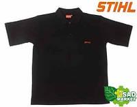 Рубашка STIHL polo, черная, р .L