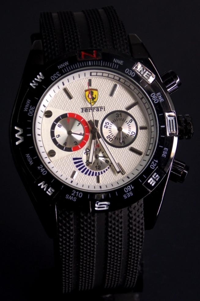 Спортивные часы Ferrari California 3HR Autom White