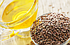 Льняное масло для ухода за кожей