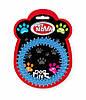 Игрушка для собак Кольцо DentRing PetNova 12.5 cм синий
