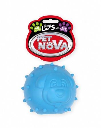 Игрушка для собак СнэкДог Pet Nova 6.5см синий