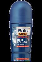 Дезодорант роликовый Balea men Еxtra Dry