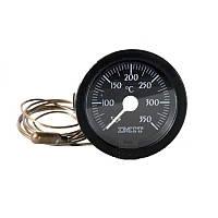 Термометр (круглый) для котлов. Код: 010236.