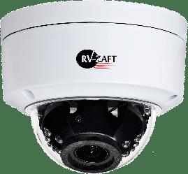 Купольная IP камера высокой чувствительности на 2.0MP RVA-DM365BC80-LEP