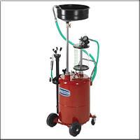 Flexbimec 3167 - Установка для сбора отработанного масла объемом 60 л с прозрачной 8-ти литровой колбой