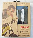 Беспроводные bluetooth наушники с микрофоном, AD-022, фото 7