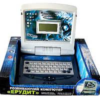 Детский ноутбук 173645/20201Е Ерудит рус/англ 30 программ