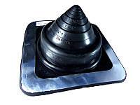 Кровельный проход 5-76мм Dektite Premium (Master Flash) для металлических и битумных крыш Черный ЭПДМ