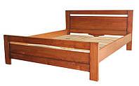 Кровать из массива дуба Арт-3 полуторная