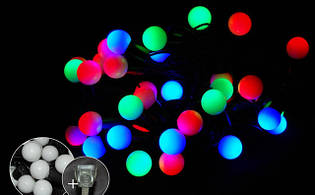Гирлянда LED шарики