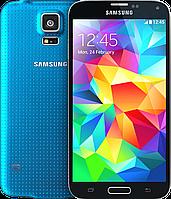 "Китайский смартфон Samsung Galaxy S5, емкостной дисплей 4"", Android 4.3.3, 5 Мп, Wi-Fi, 2 SIM, 2 ядра."