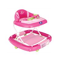 Ходуны HOP-HOP 696/R pink