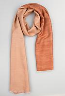Легендарный кашемировый шарф Chadrin коричневый мужской