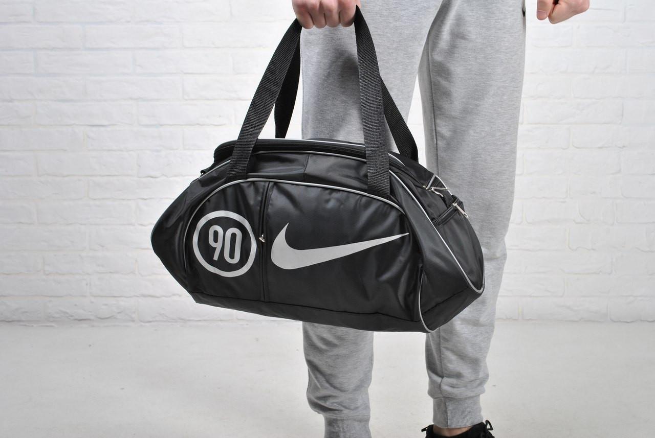 7d45db09e6883 Сумка для спорта найк (Nike), черная реплика купить в интернет ...