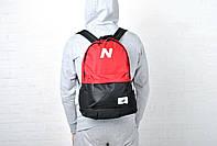Спортивный городской рюкзак нью бэланс (New balance) реплика