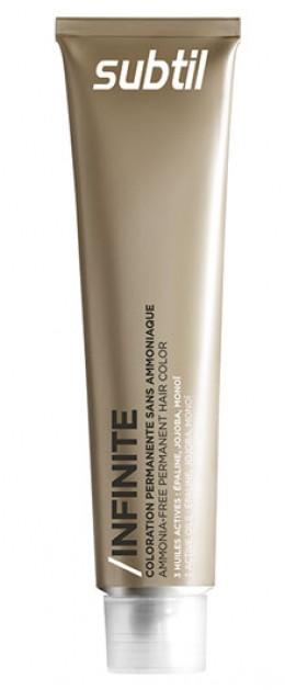 LABORATOIRE DUCASTEL Ducastel Subtil Infinite - стойкая крем-краска для волос без аммиака 6-7 - тёмный блондин