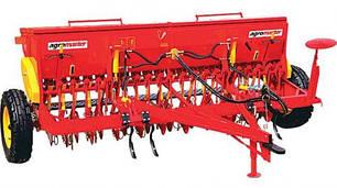 Зерновые сеялки для минитракторов