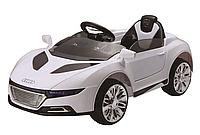 Электромобиль (T-766 WHITE) легковая на р.у. 6V4.5AH мотор 1*18W с MP3 106*62*42