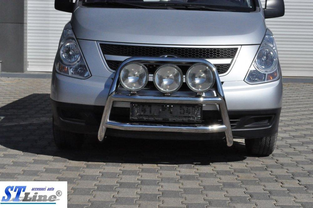 Кенгурятник на Hyundai Grand Starex 2008+