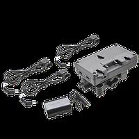 Батарейная установка 3-Stud с HDMI сплиттером Gold Mount