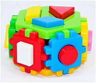 Куб Умный малыш Гексагон-2 1998 Технок
