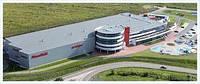 Завод по производству сборных каркасных бассейнов Mountfield Чехия