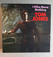 CD диск Tom Jones - I Who Have Nothing