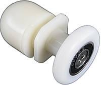 Ролик для двери душевой кабины ( Х-06 А ) пластиковый с съемным колесом