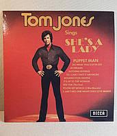 CD диск Tom Jones - Tom Jones Sings she's A Lady