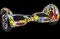 Гироскутер Smart Balance U8 10 дюймов Hip-Hop (граффити)