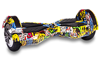 Гироскутер Smart Balance Lambo U6 LED 8 дюймов Hip-Hop (граффити)