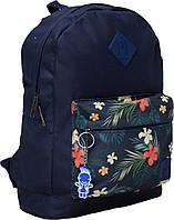 Рюкзак женский Flower Black