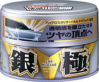 Полироль для кузова SOFT99 00192 Extreme Gloss Wax 'KIWAMI' Silver