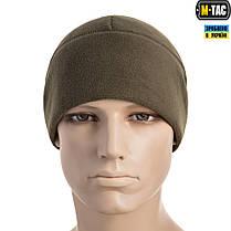 M-Tac шапка Watch Cap флис Windblock 380 Olive, фото 3