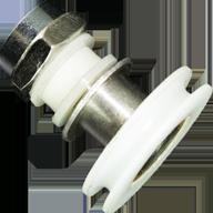 Ролик для душевой кабины ( В-19 ) 26 мм с прорезью