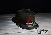 Кепка рэперская снепбек рибок,Reebok Crossfit Snapback Cap реплика