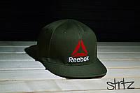 Модная рэперская кепка рибок,Reebok Crossfit Snapback Cap реплика