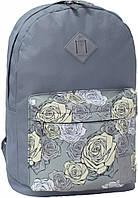 Рюкзак женский Roses Gray