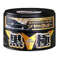 Полироль для кузова SOFT99 00193 Extreme Gloss Wax 'KIWAMI' Black