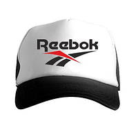 Модная кепка рибок,бейсболка Reebok реплика